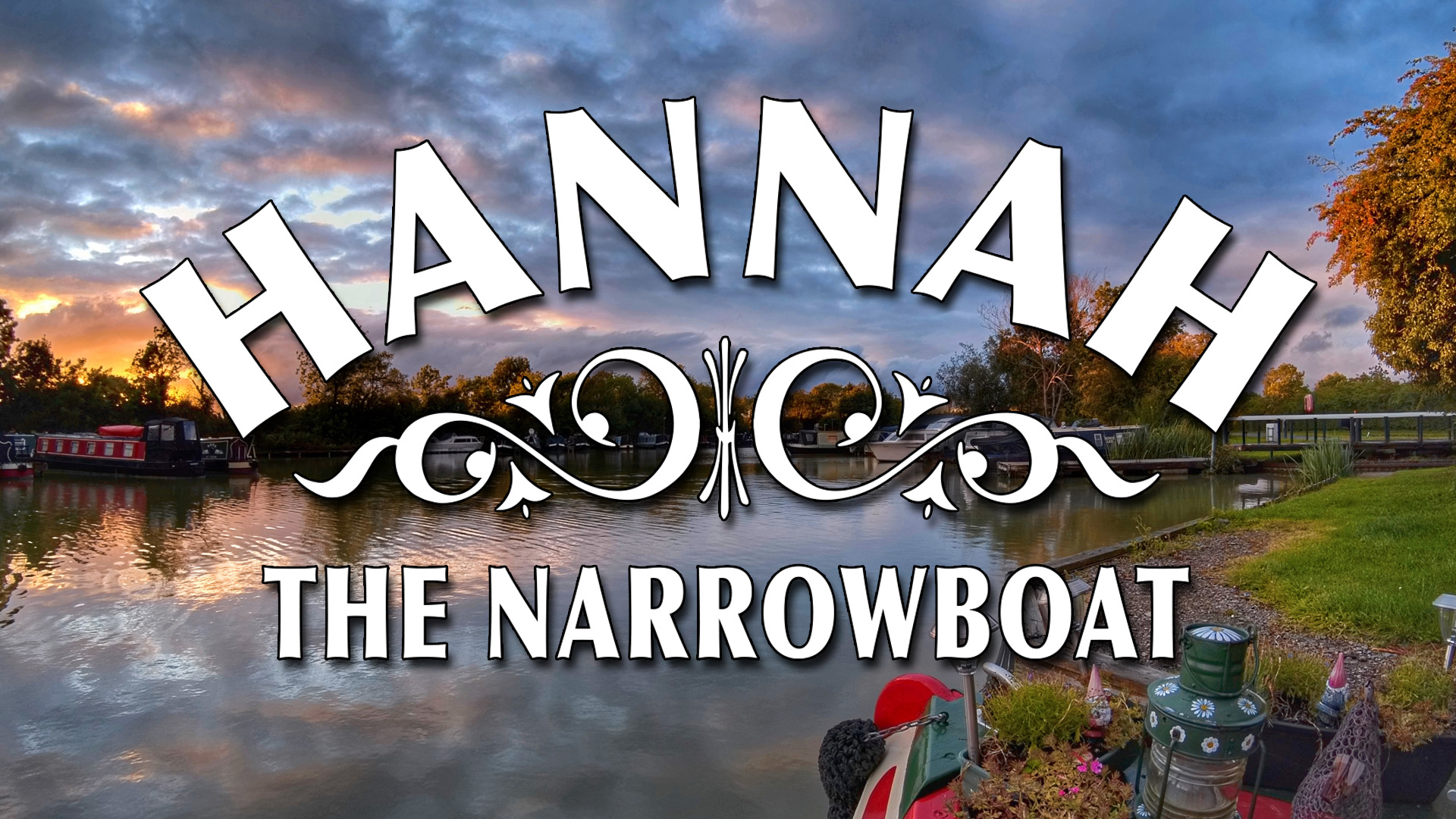 Hannah the Narrowboat YouTube Channel